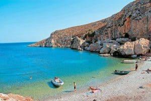 kryfos beach